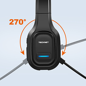 Headset for Office Home Business Trucker Drivers
