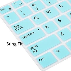 """Keyboard Cover Skin for Dell Latitude Dell Latitude E7250 E7270 7280 7290 E5250 E5270 12.5"""""""