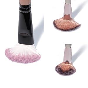 Eye Makeup Brushes Set Eyeshadow Brush Foundation Powder Eyeliner Eyelash Lip