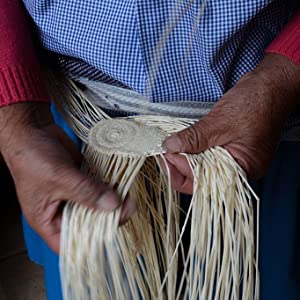 Panama Hat Straw handmade hand made handwoven woven heaving quality genuine
