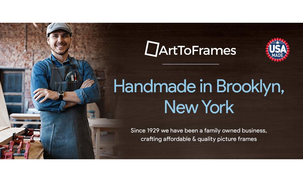 Handmade in Brooklyn, New York