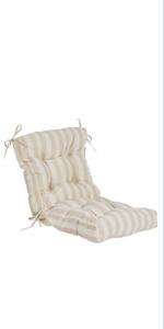 Amazon.com : QILLOWAY Outdoor/Indoor Deep Seat Chair ...