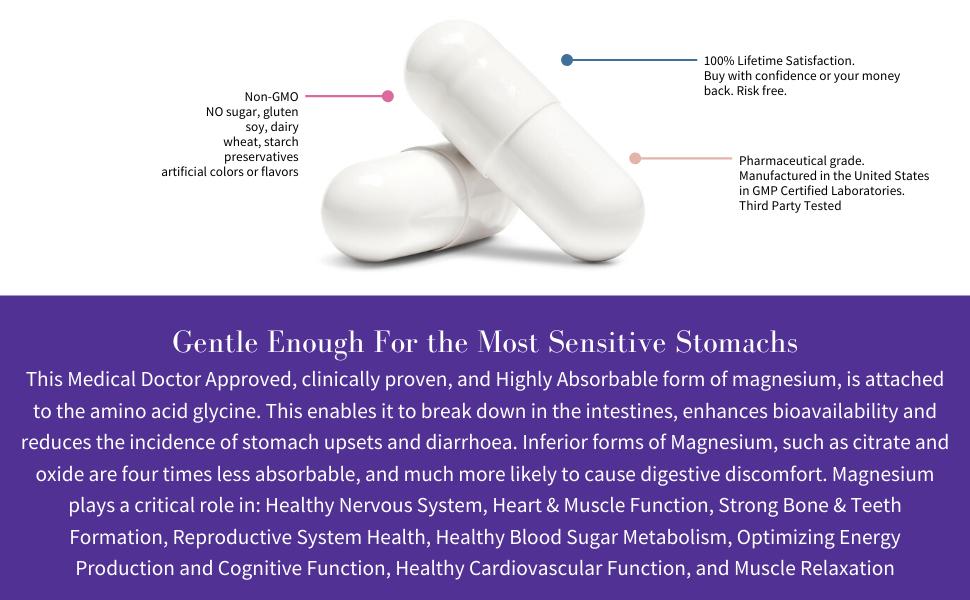 magnesium chelate, magnesium supplements, chelated magnesium 200mg, magnesium glycinate 400 mg,