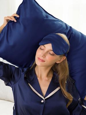 100% silk pillowcase