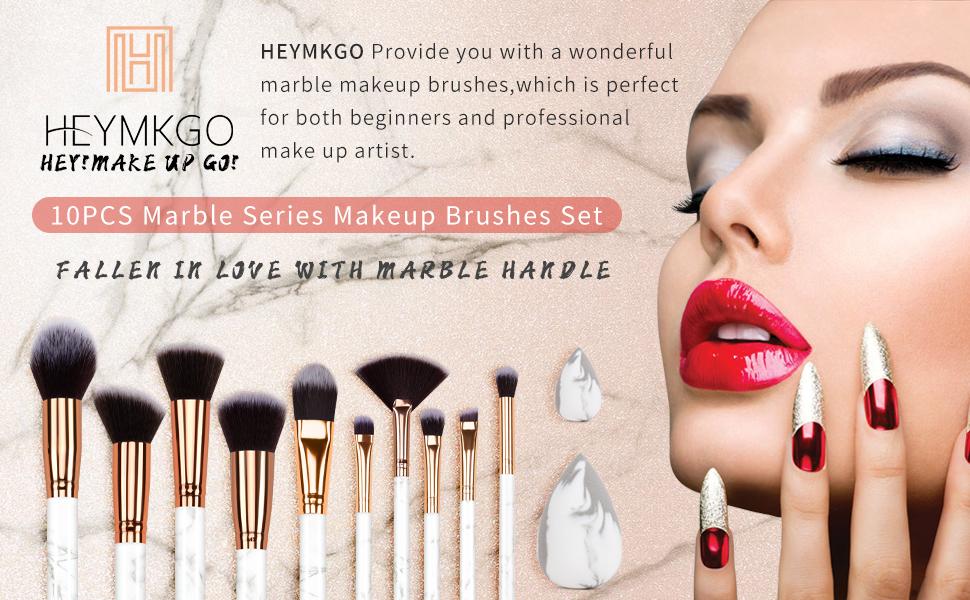 beauty make up brushes