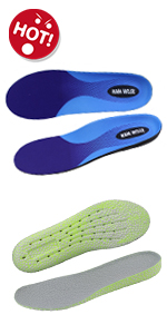 Shoe Inserts Height Increase Insole Men and Women