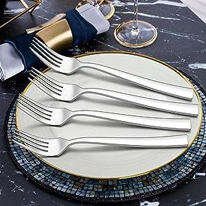 silverware forks