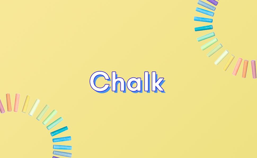 chalk yoobie