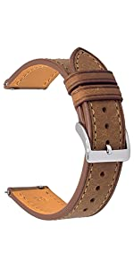 Italy Leather watch bands