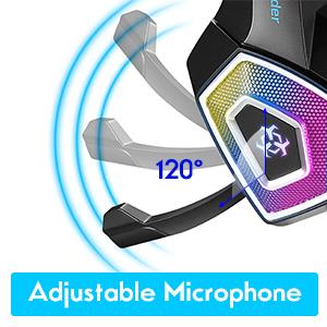 Adjustable Noise Canceling Microphone
