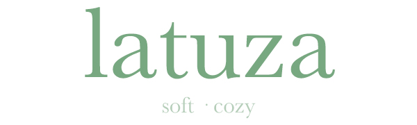 latuza women bamboo viscose pajamas set long sleeve top pants pockets loungewear winter sleepwear