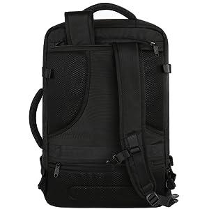 Shoulder Strap Hideaway Pocket