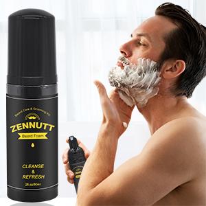 beard foam
