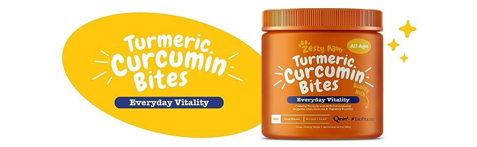 turmeric curcumin bites