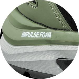 Impulse foam.