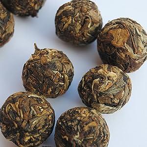 white tea dragon ball