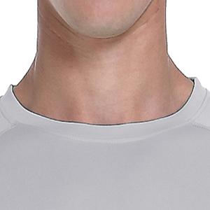 Crew-neck Round Collar