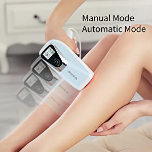 Permanent Hair Removal Device for Women and Men VEME