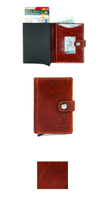 rfid small credit card holder wallet with pop up aluminum case id gift