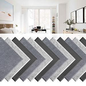 Acoustics panels