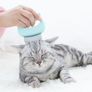 cat comb for matted hair