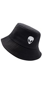 alien bucket hat