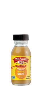 Bragg shots