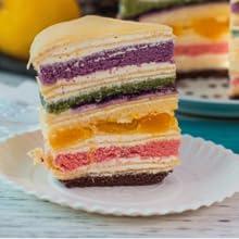 RAINBOW CAKE PAN