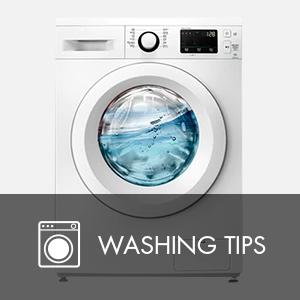 washing tips