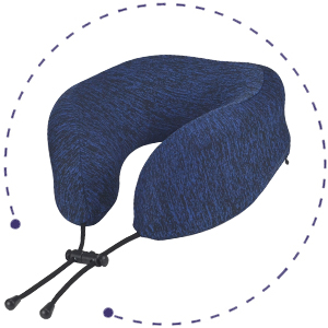 NAPFUN Travel Pillow