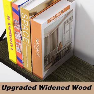 Upgraded Widened Wood