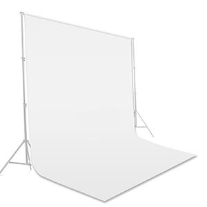 White Background Photography Backdrop