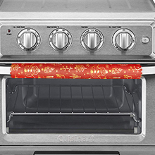 Oven handle covers