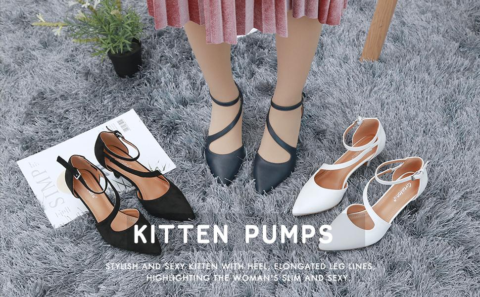 heel pumps