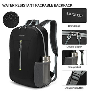 Waterproof Travel Packable Backpack