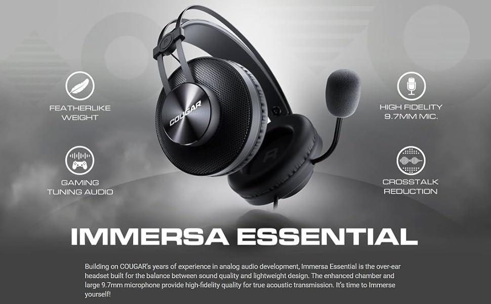 Immersa Essential