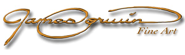 James Corwin Fine Art Amazon Brand Company Logo Banner
