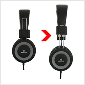 Headphones for travel airplanes entertainment boys headphones