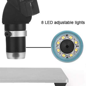 8  LED Light