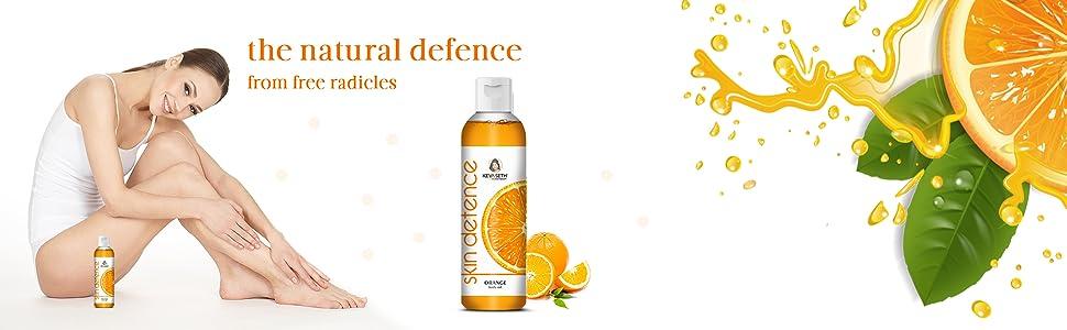 Orange Body Oil by Keya Seth Aromatherapy