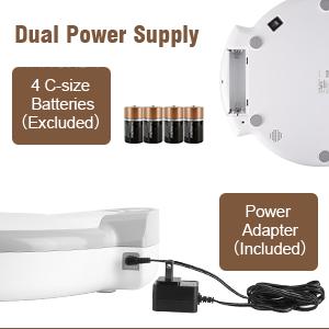 Dual Power Supply