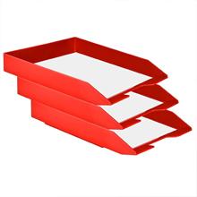 paper bin stack vertical mailroom kindergarten top bottom tray job stacked teacher student school