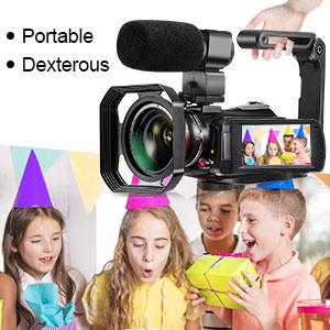 YouTube camera