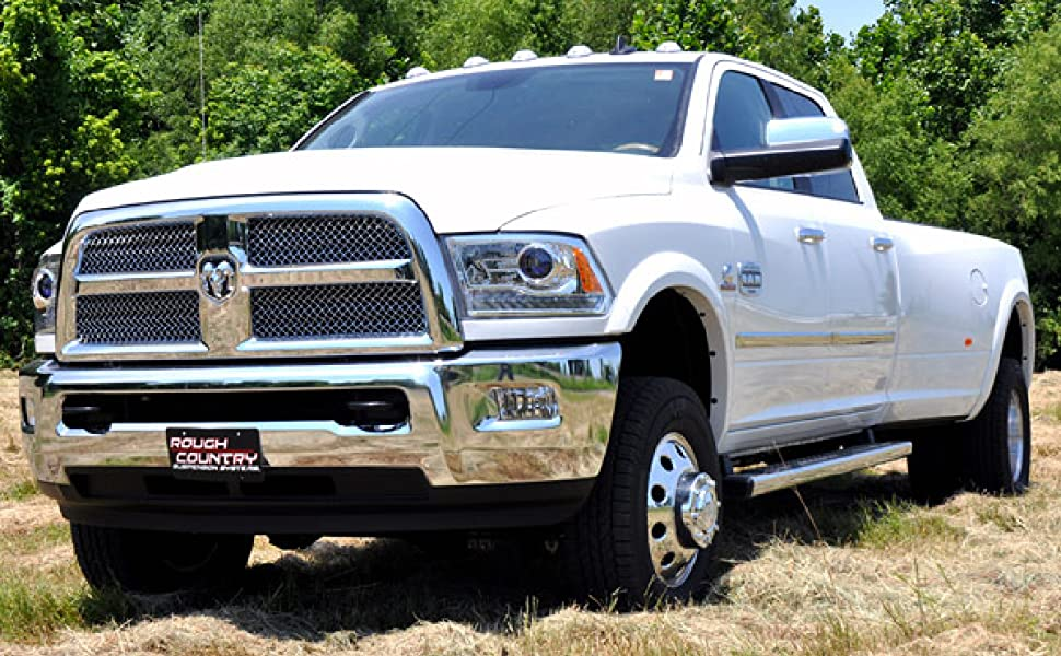 2016 Ram 2500 Leveling Kit >> Rough Country 377 Leveling Kit 2 5 Fits 2014 2020 Ram Truck 2500 3500 4wd