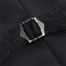 Adjustable back-belt and Breathable