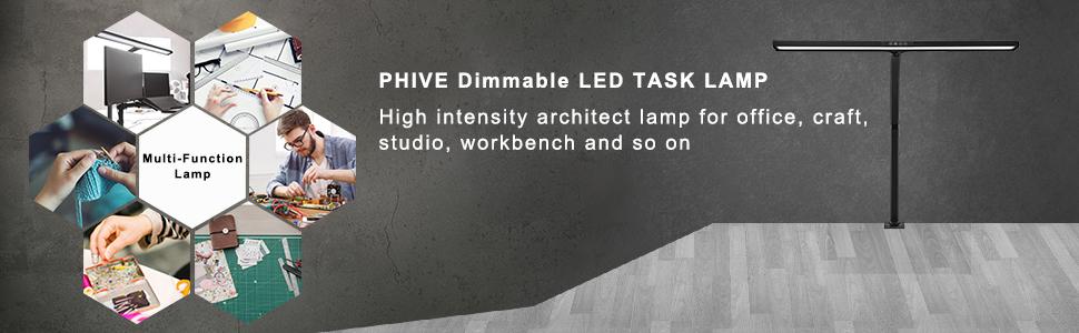 LED Architect Lamp