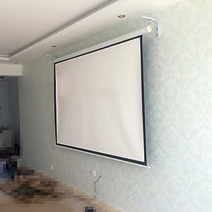 ideal para separar de la pared y distanciarlo de un cuadro o television TV pantala de proyeccion