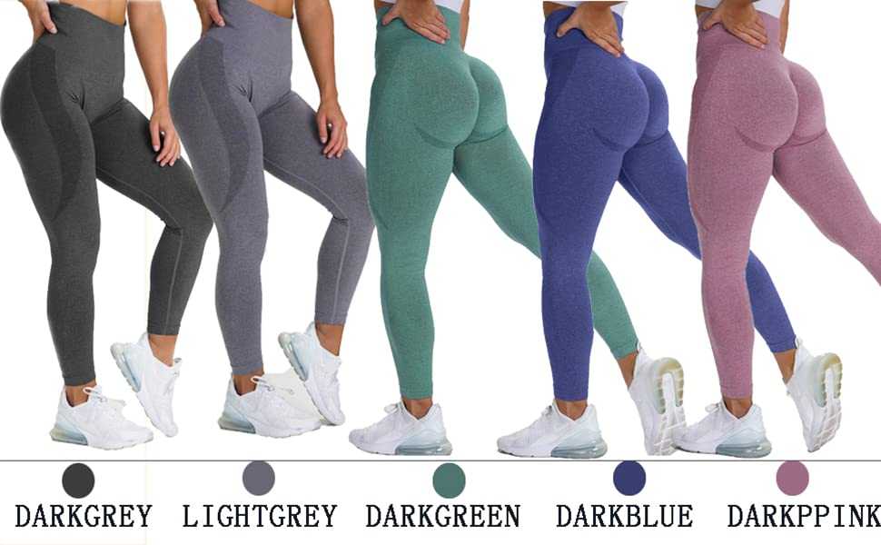 available in five color