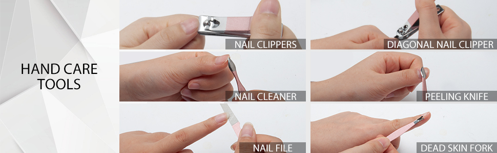hand care tools