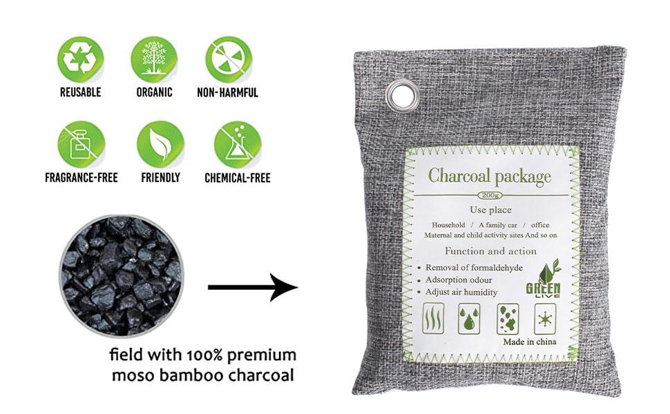 bamboo air purifying bags